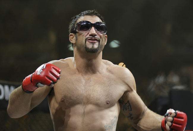 Seriously: Phil Baroni Wants all Fighters on Steroids