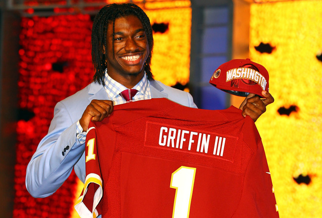 Grading Every Pick from Last Night's Draft
