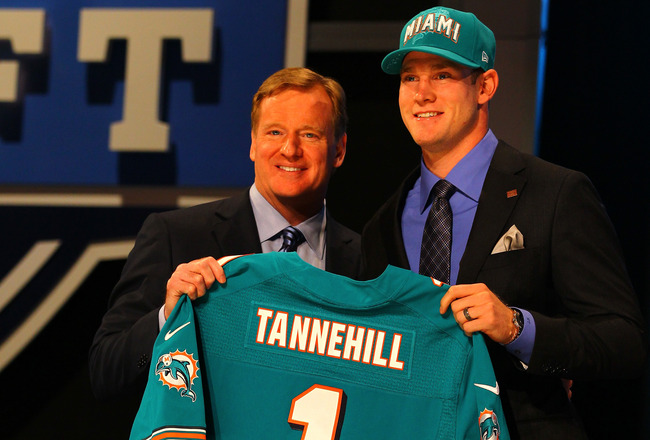 Online NFL football betting saw a huge gamble taken by Dolphins in the 1st round