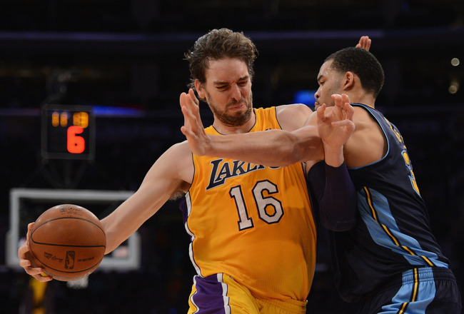 How Not Trading Pau Will Lead to NBA Title