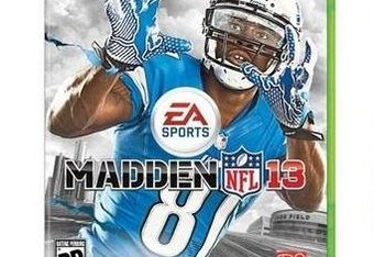 EA Sports Reveals 2013 Madden Cover