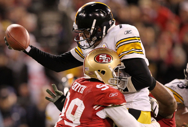 Big Ben Suspects 49ers Targeted Him on MNF Last Year