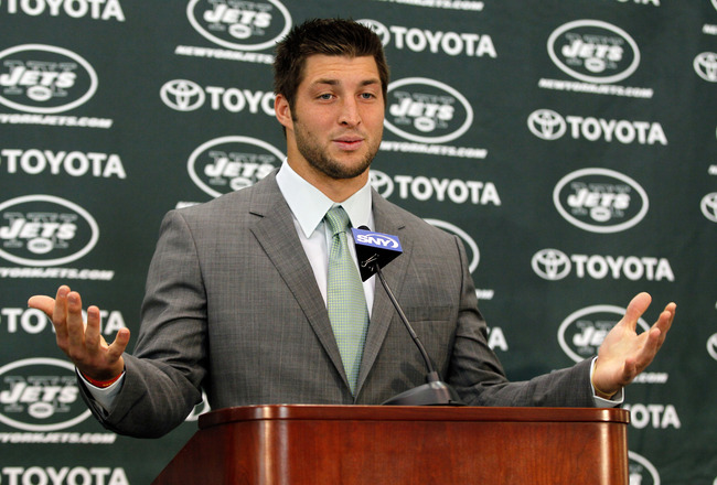 Seriously: Tebow Gets E! Network Special