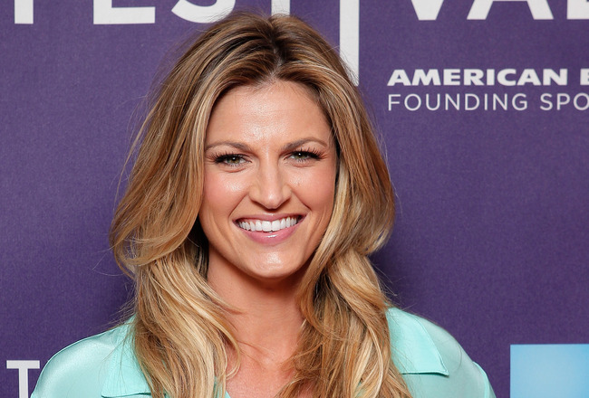 Erin Andrews Reacts to Romance Rumors