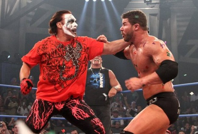 TNA Impact Wrestling May 30 2012