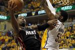 Heat Drop Pacers, Move to East Finals