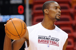 Report: Bosh to Return for Game 5