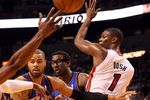 Bosh Participates in Drills -- Latest Update Here