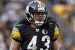 Polamalu Thinks About Retirement 'All the Time'