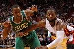 D-Wade Won't Let Rondo, Celtics 'Punk' Him