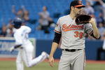 Orioles' Pitcher Accuses Jays of Stealing Signs