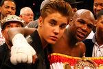 Mike Tyson Trains Justin Bieber