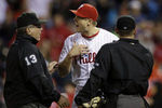 Papelbon Wants Ump Demoted to Minors
