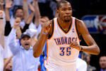 Thunder Take Down Spurs, Advance to Finals