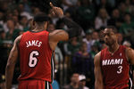 LeBron Explodes for 45 as Heat Force Game 7