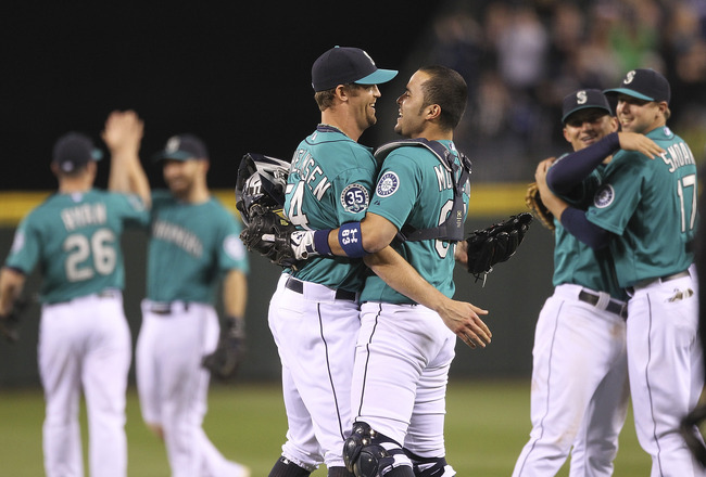 seattle mariners dodgers 10th combined no-hitter mlb history