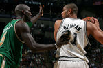 Spurs Interested in Kevin Garnett