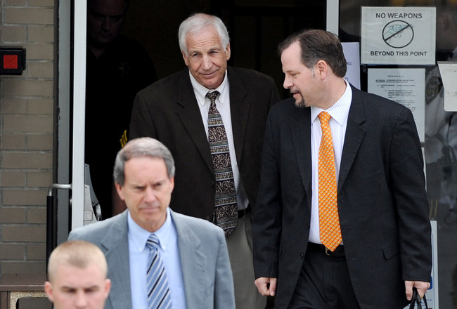 Ex-Penn State officials may face charges