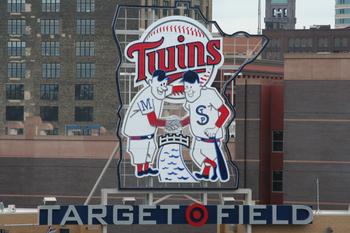 Target Field, Minnesota Twins