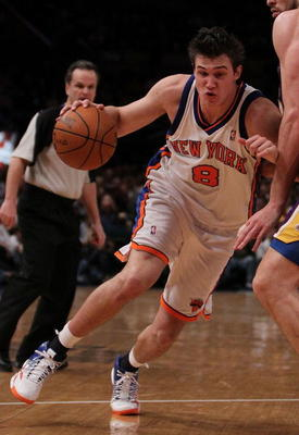 Knicks Danilo Gallinari