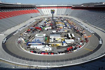 News Notes And Pictures From Bristol Motor Speedway
