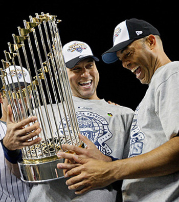 Newyorkyankeesworldserieschampionsmarianoriveraderekjeter_display_image