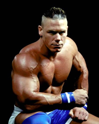 LEGALLY MUSCLED: JOHN CENA: THE EVOLUTION OF A SUPERSTAR