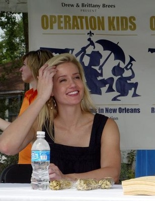 Drew Brees' wife