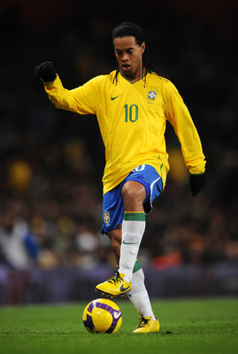 Ronaldinho Goal Vs England WC 2002 all goals