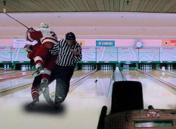 Hockey_bowling