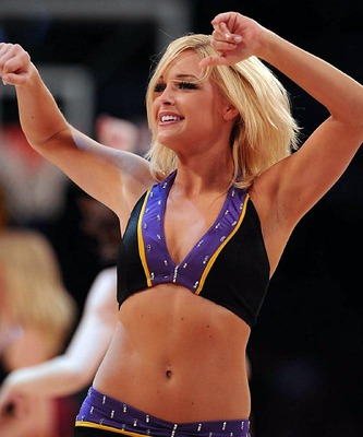 Lakers-girls