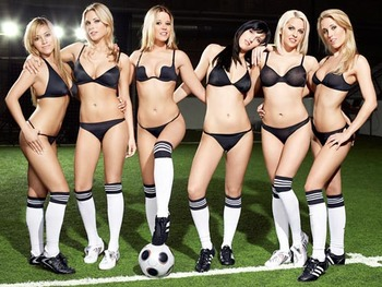 Soccer Babes