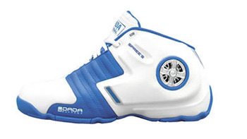 The Dada Latrell Sprewell Spinnahs come equipped with actual spinning