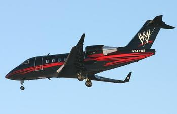 wwe plane ride from hell