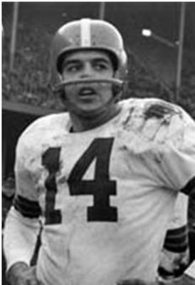 face mask  in the NFL  Otto Graham Facemask