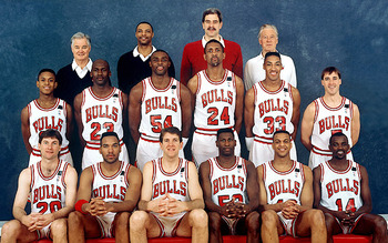 10 for Zen: Top 10 Phil Jackson-Coached Teams of All-Time | Bleacher Report