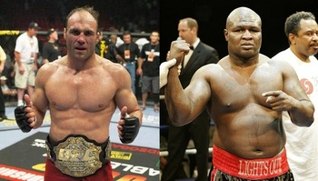 Toney's Trainers: Randy Couture Will End Up In The Hospital