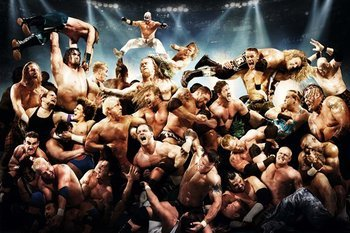 in world wrestling entertainment there have been many great superstars ...