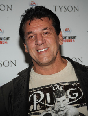 NEW YORK - APRIL 20:  Chuck Zito attends Sony Pictures Classics' screening of 'Tyson' at the AMC Loews 19th Street on April 20, 2009 in New York City, New York. (Photo by Brad Barket/Getty Images)