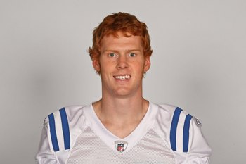 INDIANAPOLIS - 2009:  Tim Masthay of the Indianapolis Colts poses for his 2009 NFL headshot at photo day in Indianapolis, Indiana.  (Photo by NFL Photos)