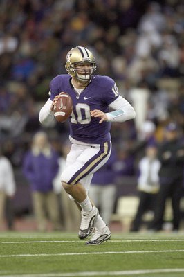 Washington QB, Jake Locker