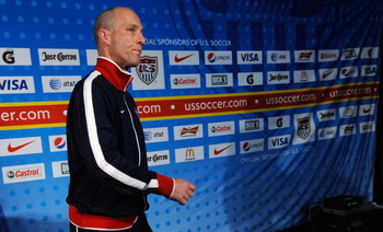 Will Bob Bradley Be In Charge After 2010?