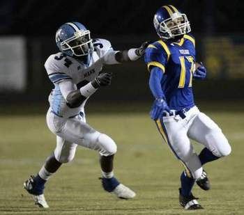 Four-star safety and recent commit Pat Martin is a would-be contributor in Tennessee's 2011 recruiting class.