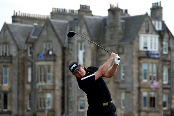More than half the time Lee Westwood has competed this season he has finished in the top-10.