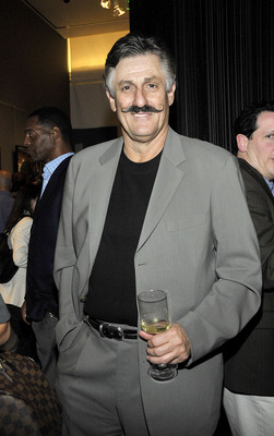 CENTURY CITY, CA - NOVEMBER 13:  Former Baseball Player Rollie Fingers  attends the opening of SPORT: Iooss & Leifer at the Annenberg Space For Photography on November 13, 2009 in Century City, California.  (Photo by John M. Heller/Getty Images for The An