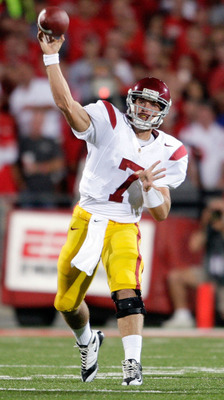 Barkley is looking to lead the Trojans past a forgettable off-season.