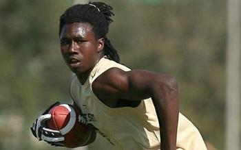 Four-star athlete Sammy Watkins says it's a two-team race between Clemson and Miami.
