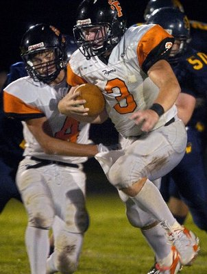 Fenton's Tyler Hamilton is a preferred walk-on at Michigan State.