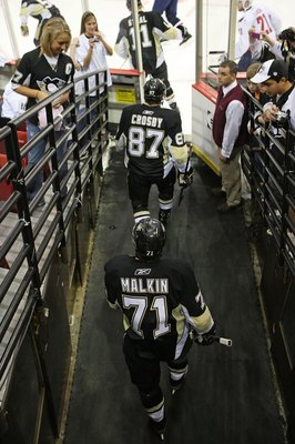 Crosby and Malkin—Love 'em or hate 'em, they are a talented duo...
