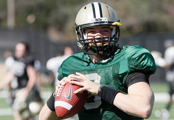 Backup Caleb Terbush's ineligibility leaves Purdue top-heavy on the QB depth chart.